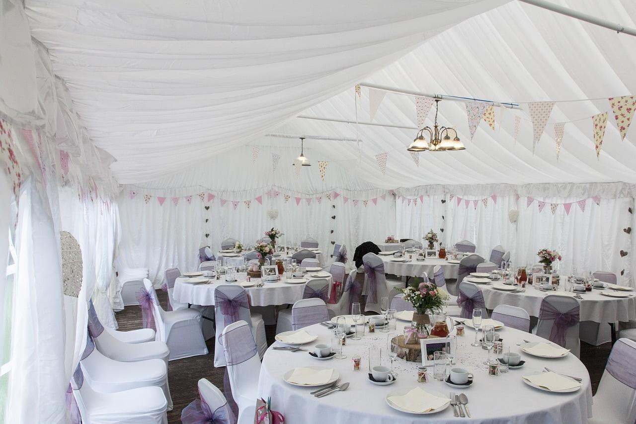 Izolarea eficienta a corturilor de nunta
