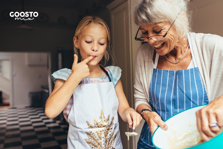 Deserturi ca la bunica acasă preparate la Thermomix