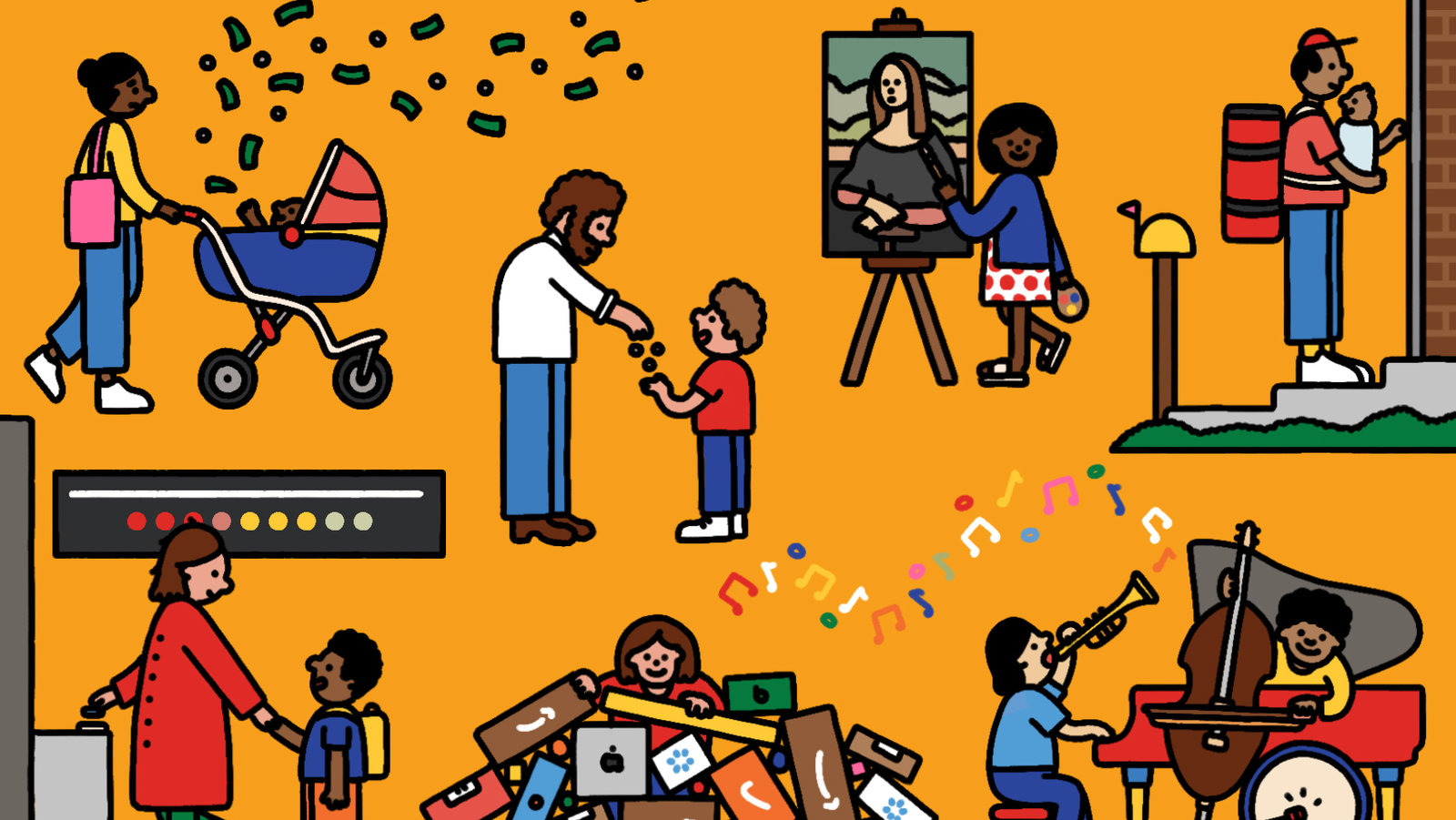 Sunt sau nu eficiente cărțile de parenting?